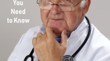 Senior Financial Fitness, What You Need to Know, SFS Tax, SFS Tax and Accounting, Doctor, Doctor in a white coat, Stethescope, Gold Watch, Gold Wedding Band