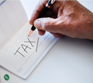 Starting A New Business, Here are 10 things you need to know, SFS Tax, SFS Tax & Accounting, checkbook, pen, tax, planning to pay taxes