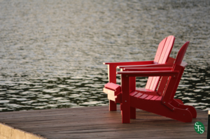 Starting A New Business, Here are 10 things you need to know, SFS Tax, SFS Tax & Accounting, two chairs on a dock, waterfront view, lake view