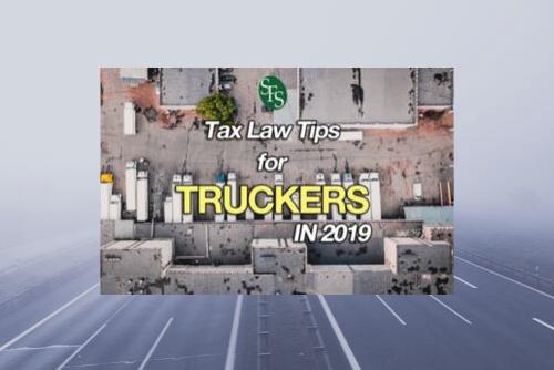 Tax-Law-for-Truckers-trucks-SFSTax