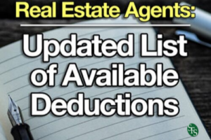 Real-Estate-Agents-Deduction-pen -book SFSTax