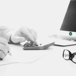 laptop-glasses-forms-adding-machine