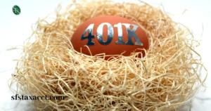 401K nest-sfs tax acct