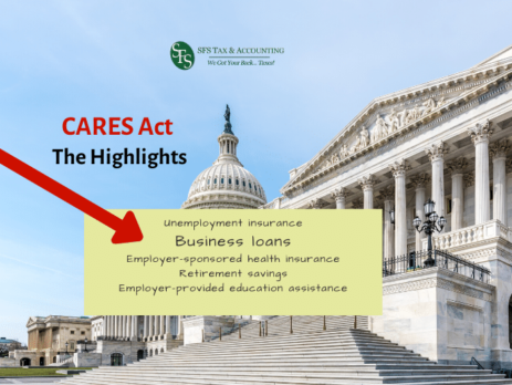 Payroll Protection Program Overview -Cares Act - The Highlights -Capital building
