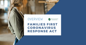 woman working Blog - Overview Families First Coronavirus Response Act
